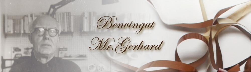 Concierto Monográfico Roberto Gerhard